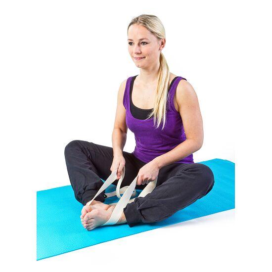 Sport-Thieme® Yoga Katoenen Gordel Natuur