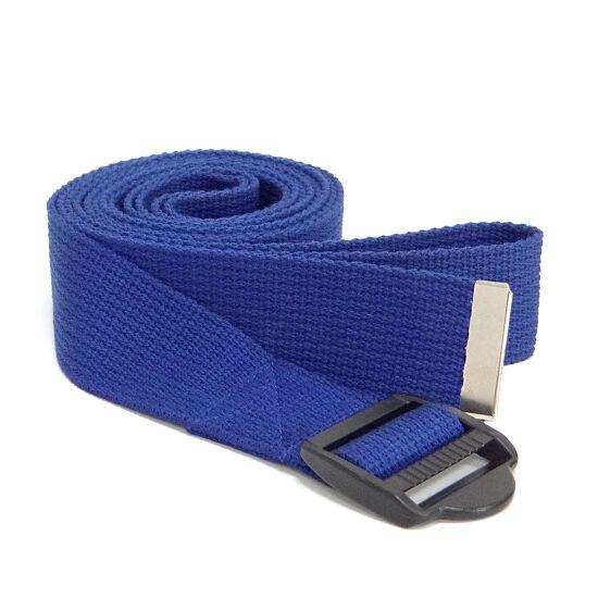 Sport-Thieme® Yoga Katoenen Gordel Blauw