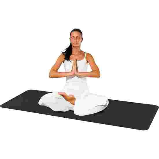 "Sport-Thieme Yoga-mat ""Exklusiv"" Zwart"