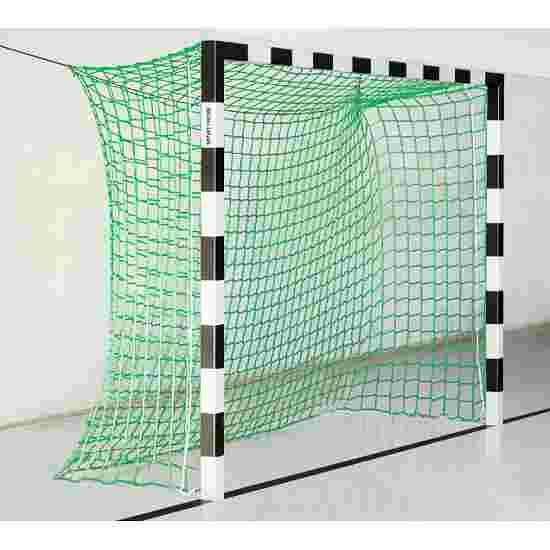 Sport-Thieme Zaalhandbaldoel 3x2 m, zonder Netbeugel Zwart-zilver