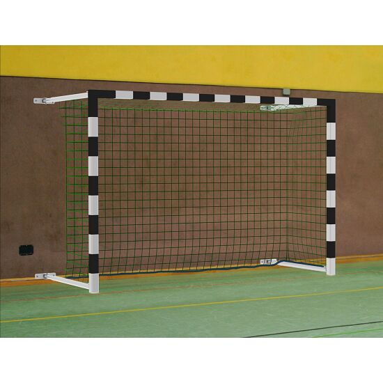 Sport-Thieme® Zaalhandbaldoel Rood-zilver