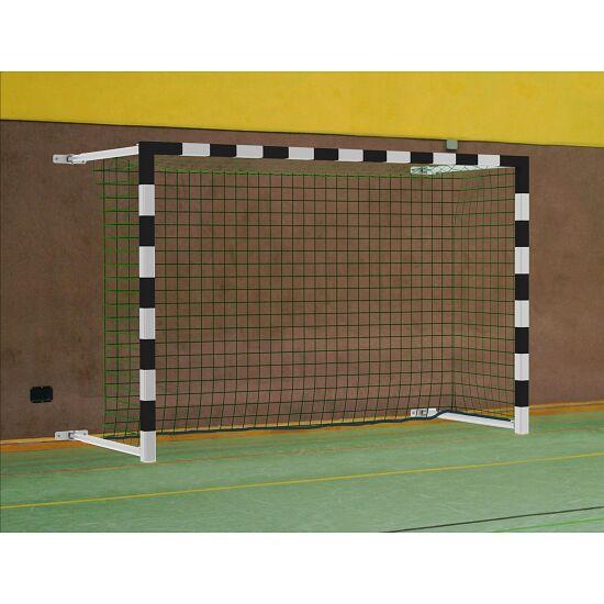 Sport-Thieme® Zaalhandbaldoel Zwart-zilver