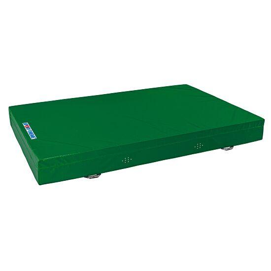 Sport-Thieme Zachte valmat Type 7 Groen, 150x100x25 cm