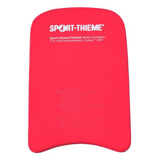 Sport-Thieme Zwemplank Rood