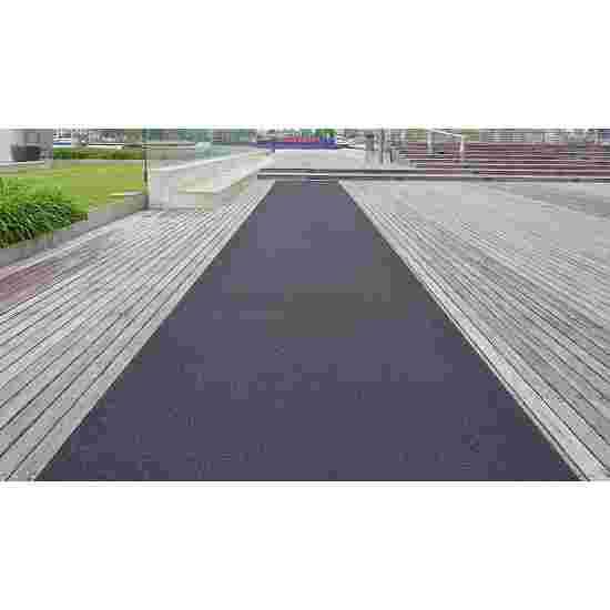 "Sprint Tracks Kunstgras - Loopbaan ""Standard"" Zwart, 2x10 m"