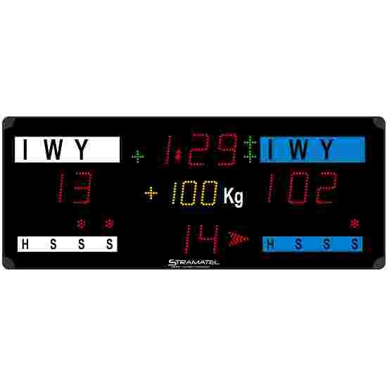 "Stramatel® Judo Scorebord ""CJM"""