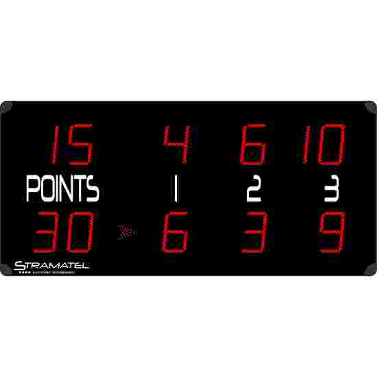 Stramatel Tennis scorebord
