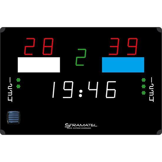 "Stramatel® Waterpolo-Scorebord ""452 PS 900"" Radiogestuurd"