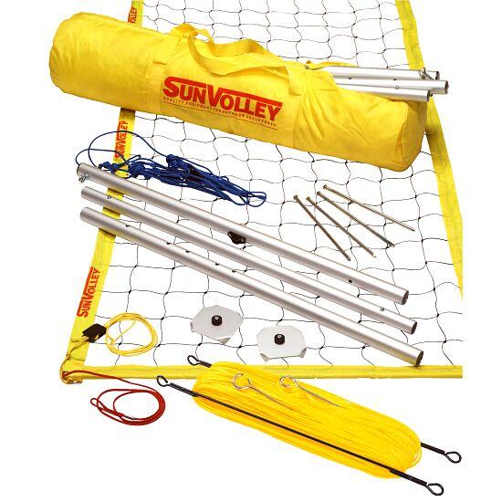 """SunVolley® Beachvolleybalinstallatie """"Standard""""  Met speelveldmarkering"""