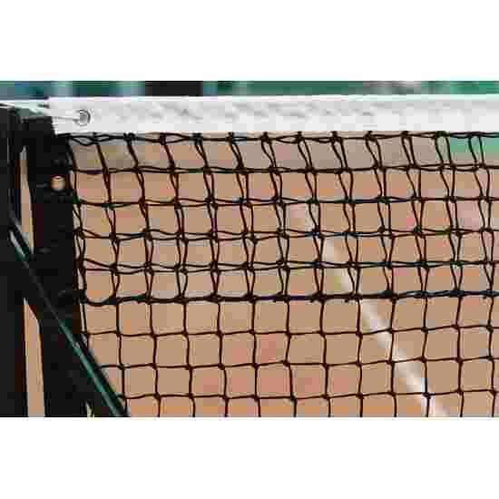 Tennisnet Dubbele rij, ringomranding ingebracht