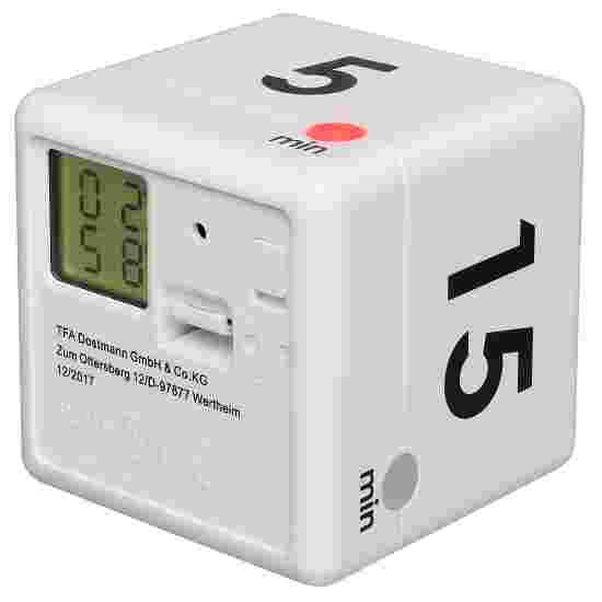 "TFA Digitale Timer ""Cube"" Wit"