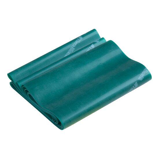 Thera-Band® 250 cm in opbergtasje met ritssluiting Groen, sterk