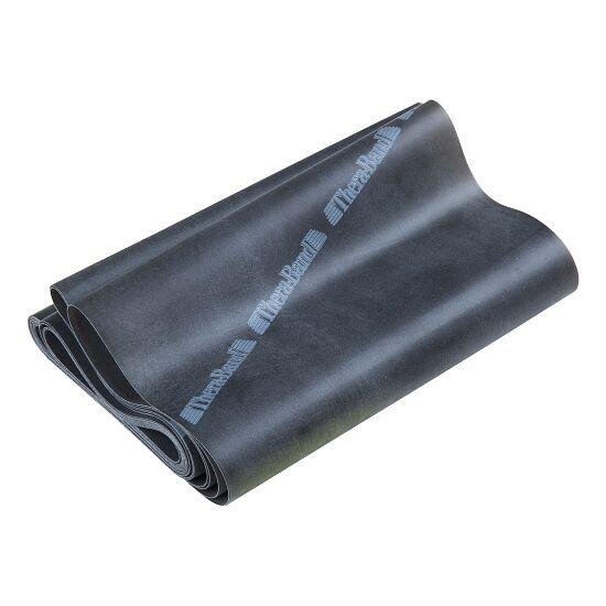 Thera-Band® 250 cm in opbergtasje met ritssluiting Zwart, super sterk