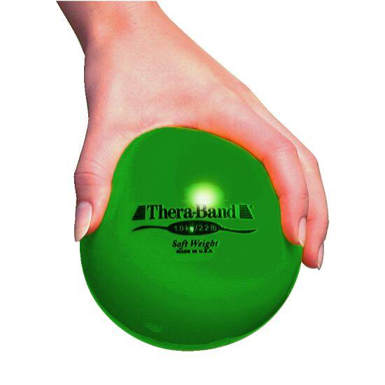 """TheraBand Gewichtsbal  """"Soft Weight"""" 2 kg, Groen"""