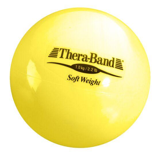 TheraBand Gewichtsbal 1 kg, Geel