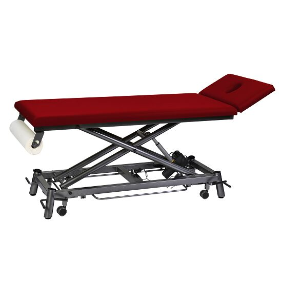 "Therapietafel ""Ecofresh"" 68 cm Antraciet, Bordeaux"