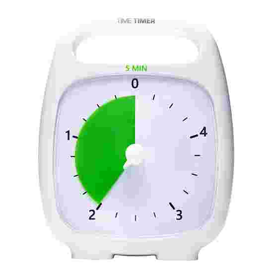 """Time Timer """"Plus"""" 5 Minuten, Wit"""