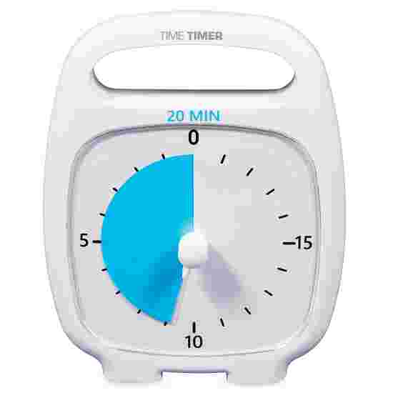 """Time Timer """"Plus"""" 20 Minuten, Wit"""