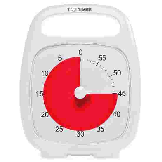 """Time Timer """"Plus"""" 60 Minuten, Wit"""