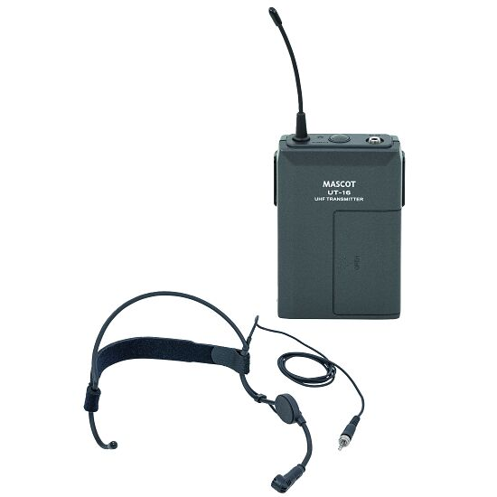 TLS Headset draadloze microfoon spraakversterkers