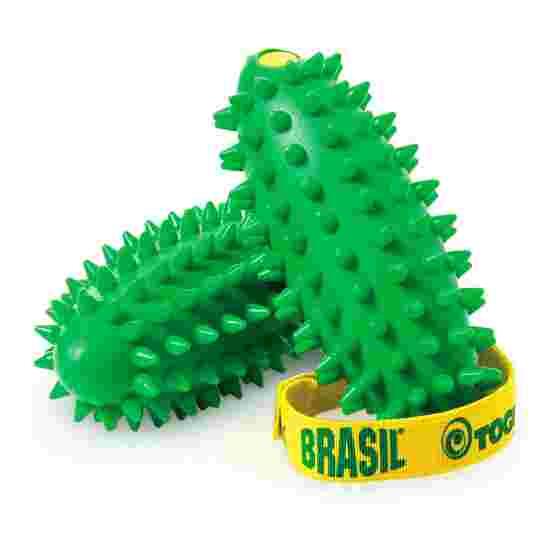Togu Brasil Handtrainer Groen-Geel