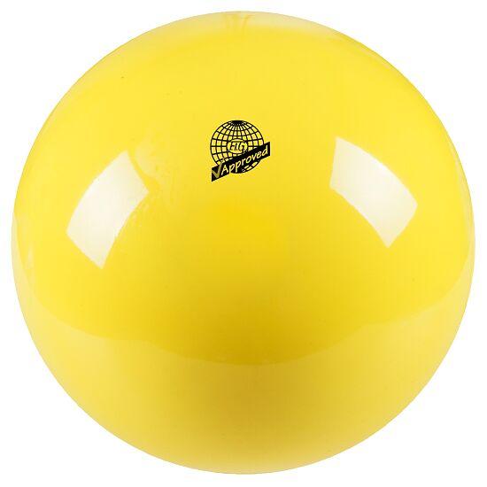 """Togu® Hoogglanzende Wedstrijd-Gymnastiekbal """"420"""" FIG Geel"""