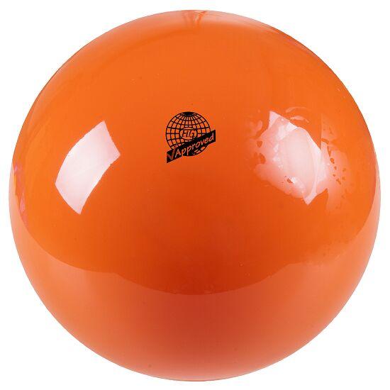"Togu® Hoogglanzende Wedstrijd-Gymnastiekbal ""420"" FIG Oranje"