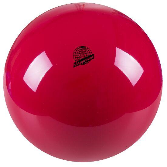 "Togu® Hoogglanzende Wedstrijd-Gymnastiekbal ""420"" FIG Rood"