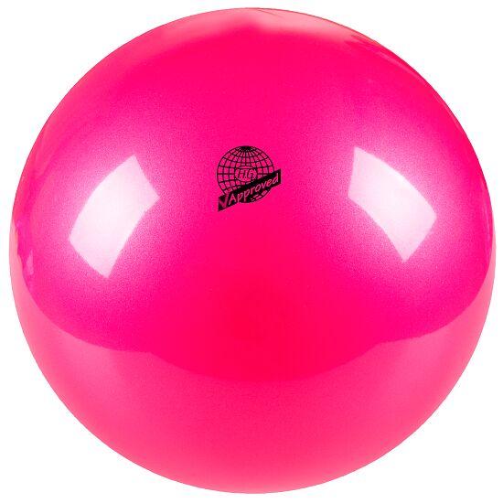 "Togu® Hoogglanzende Wedstrijd-Gymnastiekbal ""420"" FIG Hot Pink"