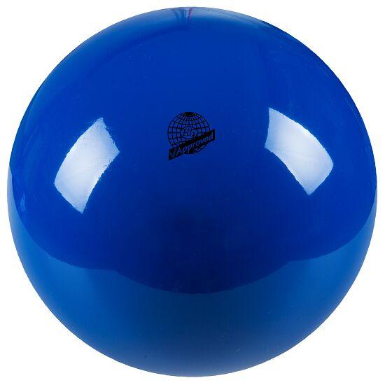 "Togu® Hoogglanzende Wedstrijd-Gymnastiekbal ""420"" FIG Blauw"