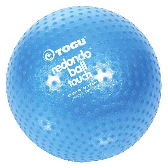 Togu® Redondo®-Bal Touch ø 22 cm, 150 g, blauw