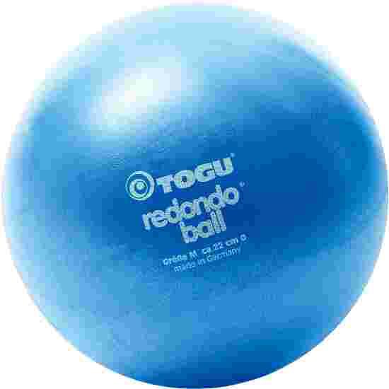 Togu Redondo-Bal ø 22 cm, 150 g, blauw