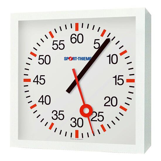 Trainingsklok met minuten en secondenwijzers Netspannning 230 V