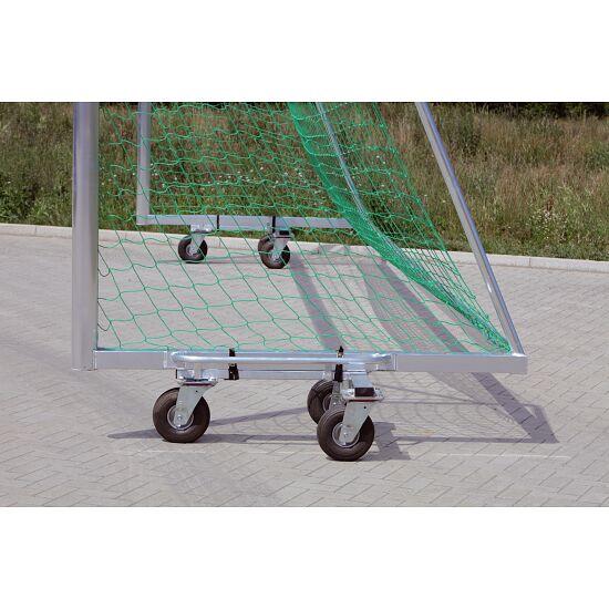Transportwagen voor vrijstaande doelen
