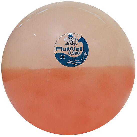 Trial Medicinebal  Fluiball 0,5 kg, ø 11,6 cm