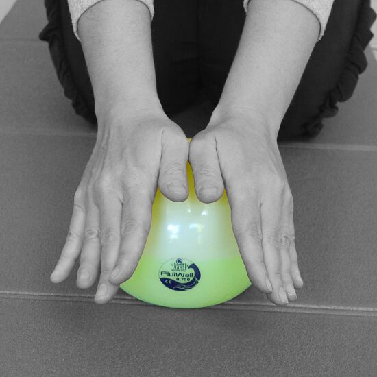 Trial Medicinebal  Fluiball 0,75 kg, ø 13,5 cm