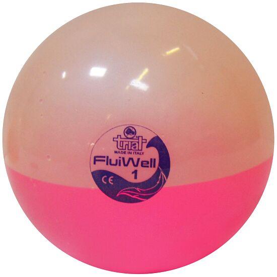 Trial Medicinebal  Fluiball 1 kg, ø 15,2 cm