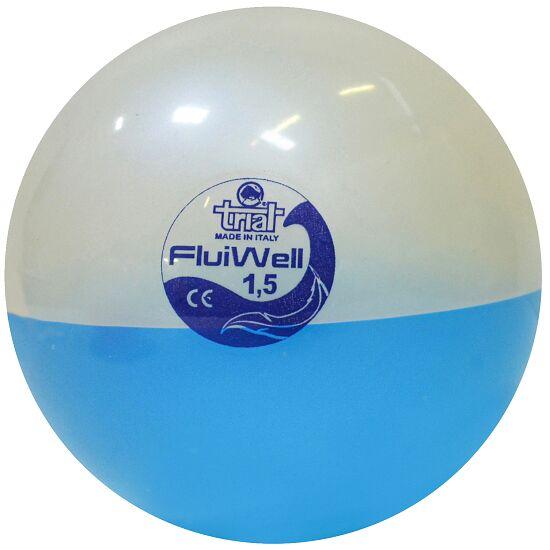 Trial Medicinebal  Fluiball 1,5 kg, ø 17,5 cm
