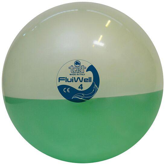 Trial Medicinebal  Fluiball 4 kg, ø 25 cm