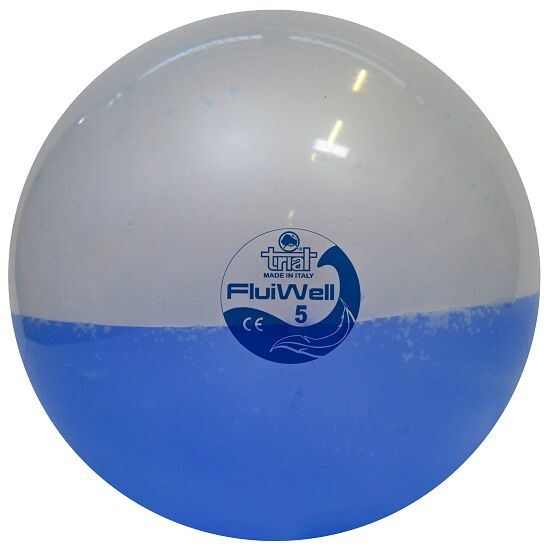 Trial Medicinebal  Fluiball 5 kg, ø 27 cm