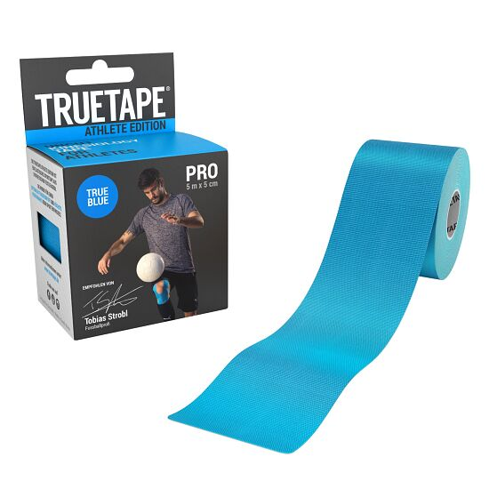 Truetape Kinesiologie-Tape Blauw