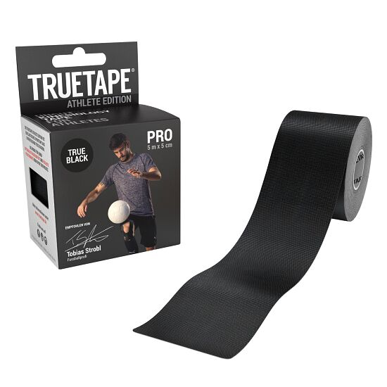 Truetape Kinesiologie-Tape Zwart