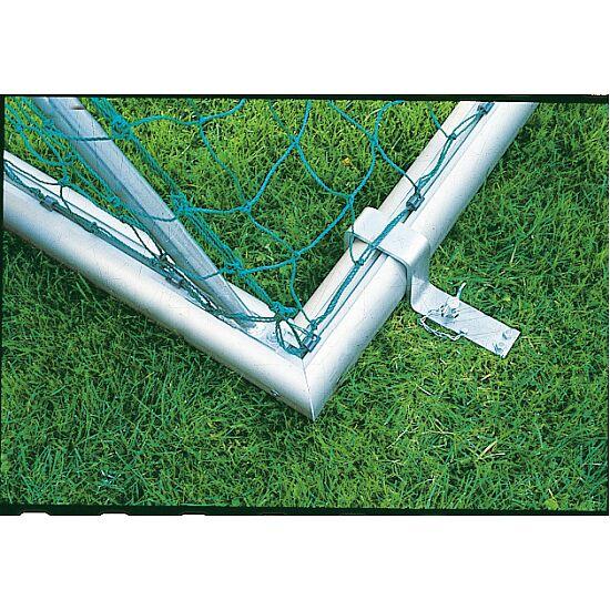 Veiligheid verankering systeem Vierkant-profiel 80x80 mm