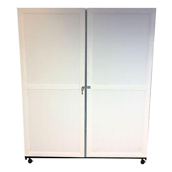 Verplaatsbare Correctie-Foliespiegel 3-delig, samenklapbaar, 175x150/74/74 cm (HxB)