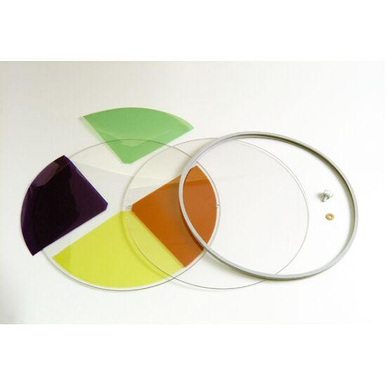 Vervang kleurenwiel om te snoezelen lichtspot
