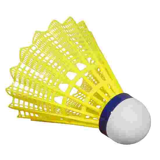 """Victor Badmintonshuttle """"Shuttle 1000"""" Blauw, middel, neongeel"""