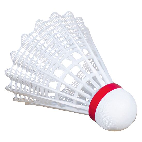 "Victor® Badmintonshuttle ""Shuttle 2000"" Rood, snel, wit"