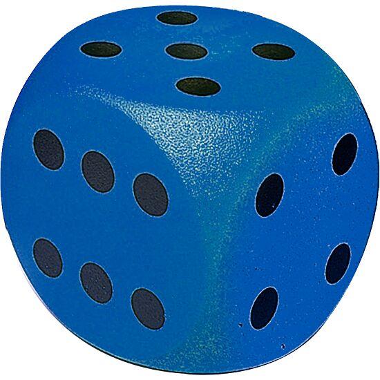 Volley Dobbelsteen Blauw, 16 cm