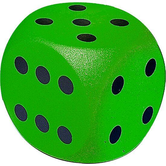 Volley Dobbelsteen Groen, 16 cm