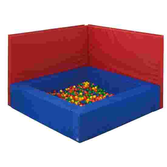 Wandbescherming voor ballenbaden